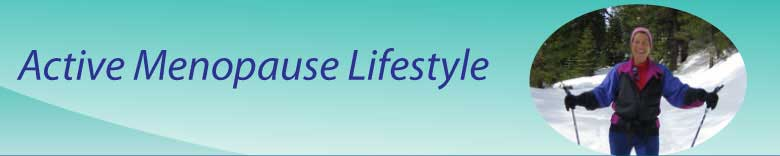 Active Menopause Lifestyle Header
