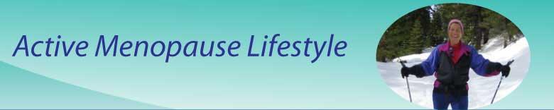 Active Menopause Lifestyle Header